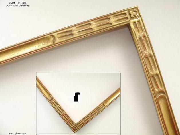 AMCI Regence - C & J Frames: c598