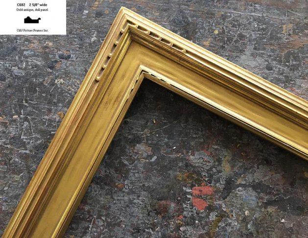 AMCI Regence - C & J Frames: c682