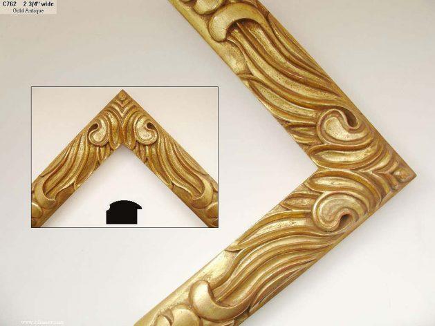 AMCI-Regence: CJFrames: Hand carved frames in a variety of styles: c762