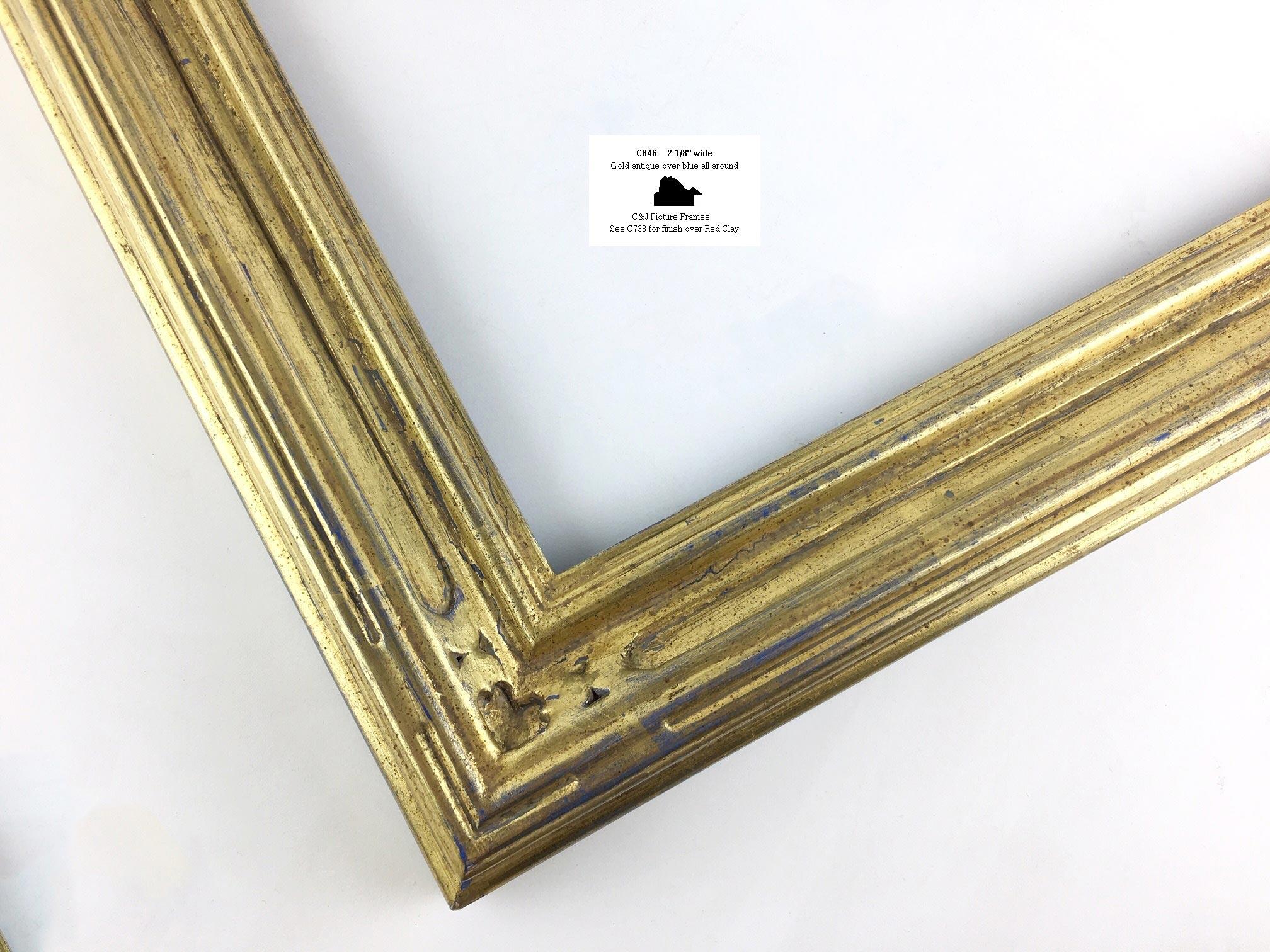 AMCI Regence - C & J Frames: C846