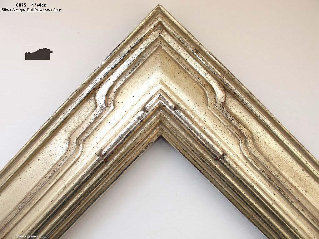 AMCI-Regence: CJFrames: Hand Carved Frames In A Variety Of Styles: C875