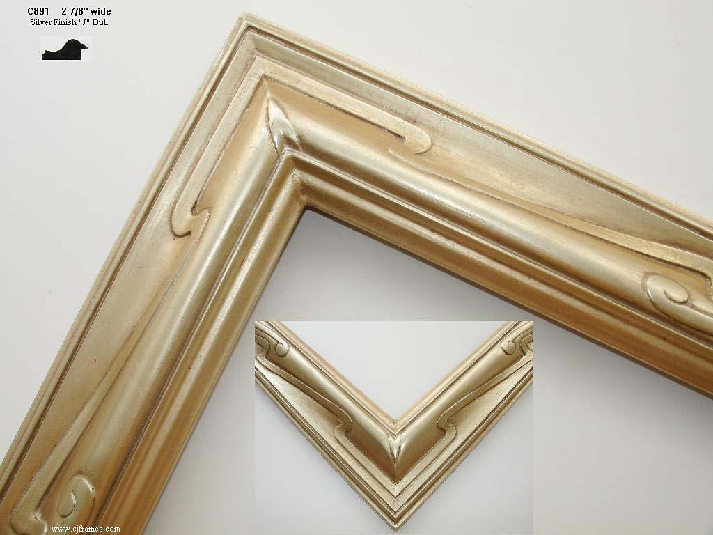 AMCI-Regence: CJFrames: Hand Carved Frames In A Variety Of Styles: C891