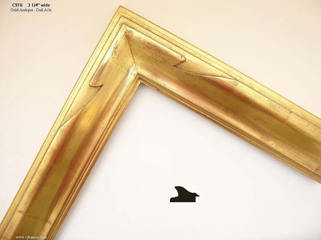 AMCI-Regence: CJFrames: Hand Carved Frames In A Variety Of Styles: C916
