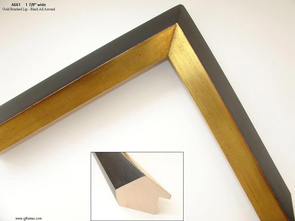 Handcrafted frames in a variety of styles