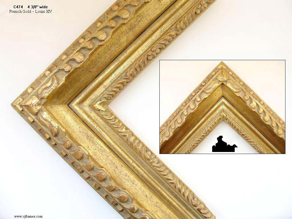 Ornate Hand Carved Frames