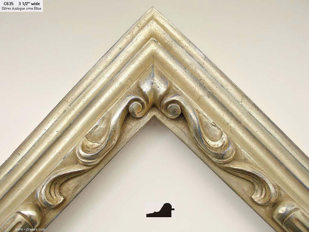 AMCI-Regence: CJFrames: Hand Carved Frames In A Variety Of Styles: C635
