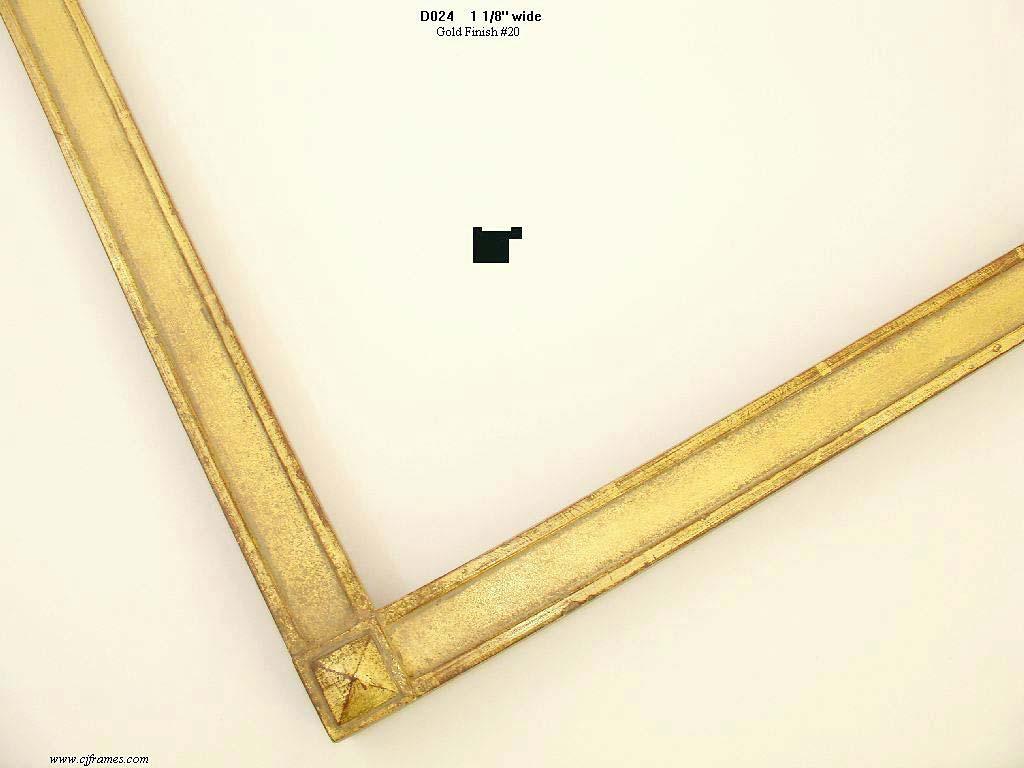 D024 – Gold