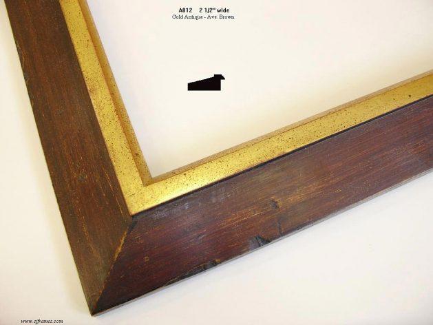 AMCI-Regence: CJFrames: Wood Finishes - Amber - Bronzino - Rosewood - Darkwood - Bamboo - Rustic: a812