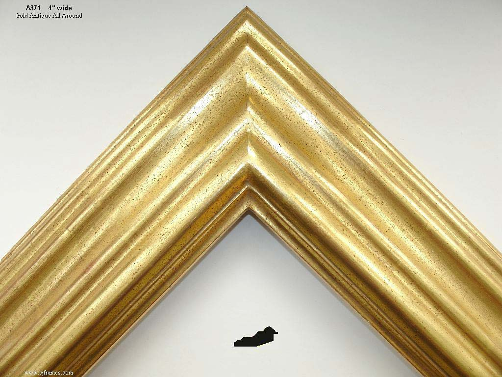 Gold Leaf frames in a variety of styles