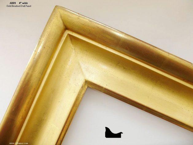 AMCI-Regence: CJFrames: Hand finished - 22k Gold - 12k White Gold: a009