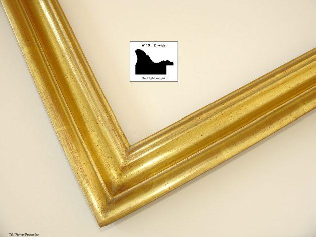AMCI-Regence: CJFrames: Hand finished - 22k Gold - 12k White Gold: a119