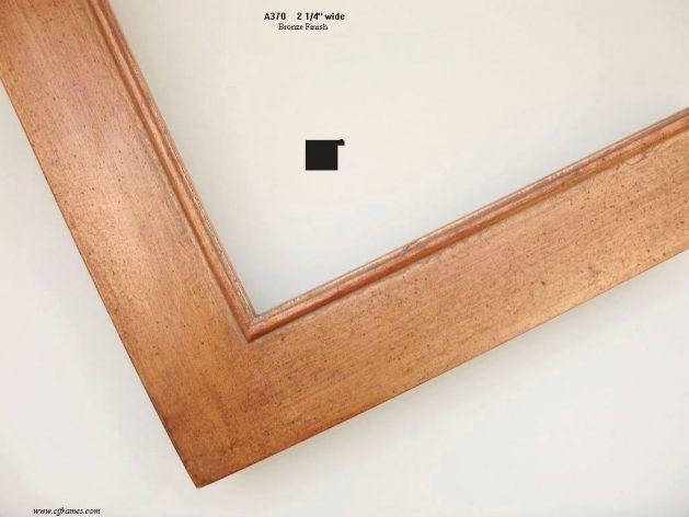 AMCI-Regence: CJFrames: Similoro - Similoro wash - ML wash - Black over Metal - Bronze: a370