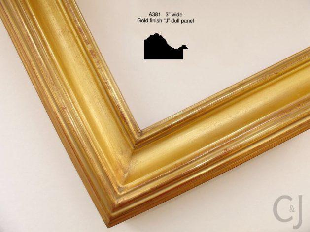AMCI-Regence: CJFrames: Hand finished - 22k Gold - 12k White Gold: a381