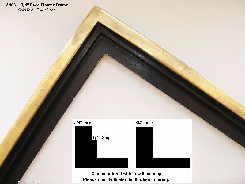 C & J Floater Frames