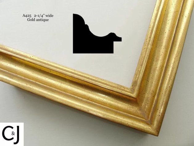 AMCI-Regence: CJFrames: Hand finished - 22k Gold - 12k White Gold: a425