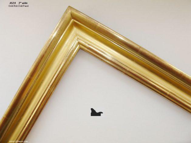 AMCI-Regence: CJFrames: Hand finished - 22k Gold - 12k White Gold: a524