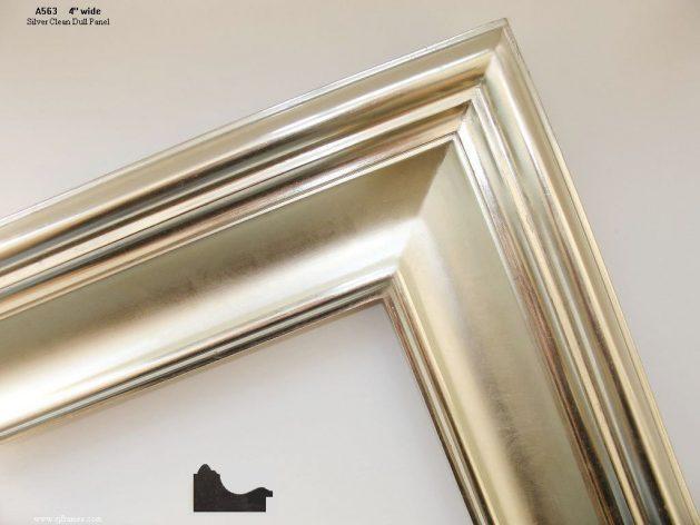 AMCI-Regence: CJFrames: Hand finished - 22k Gold - 12k White Gold: a563-silver