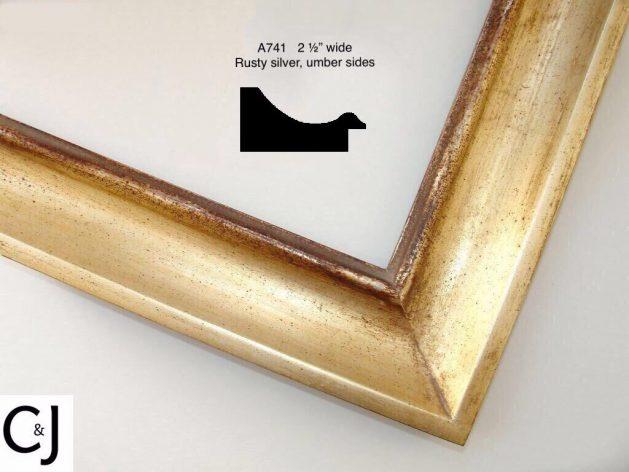 AMCI-Regence: CJFrames: Hand finished - 22k Gold - 12k White Gold: a741