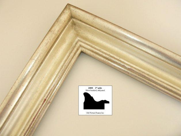 AMCI-Regence: CJFrames: Hand finished - 22k Gold - 12k White Gold: a909