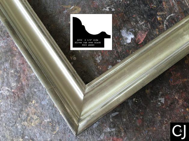 AMCI-Regence: CJFrames: Hand finished - 22k Gold - 12k White Gold: a932