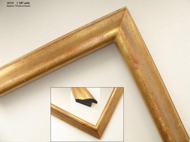 AMCI-Regence: CJFrames: Similoro - Similoro wash - ML wash - Black over Metal - Bronze: b319