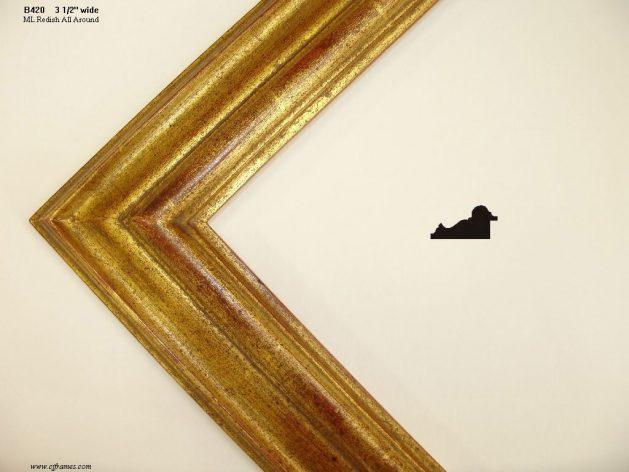 AMCI-Regence: CJFrames: Similoro - Similoro wash - ML wash - Black over Metal - Bronze: b420