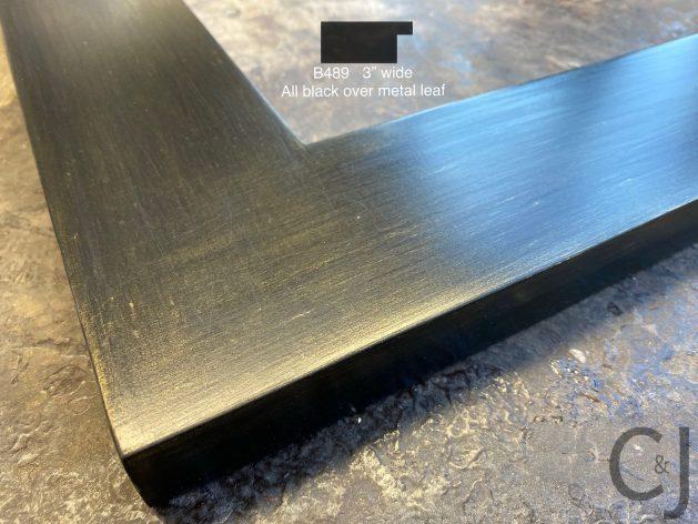 AMCI-Regence: CJFrames: Similoro - Similoro wash - ML wash - Black over Metal - Bronze: b489