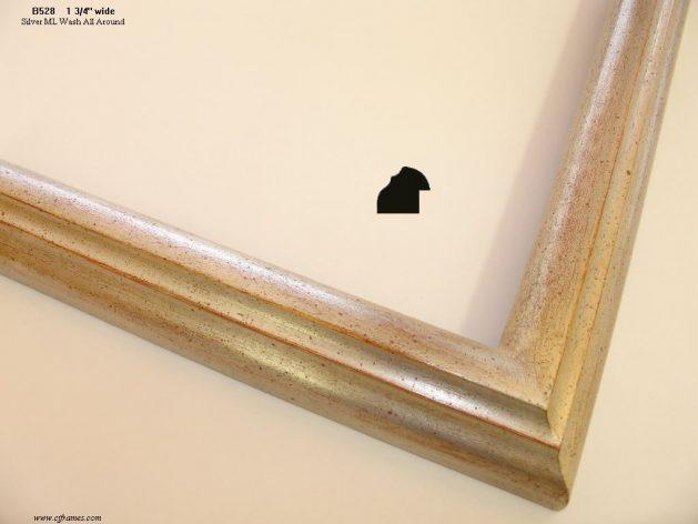AMCI-Regence: CJFrames: Similoro - Similoro wash - ML wash - Black over Metal - Bronze: b528
