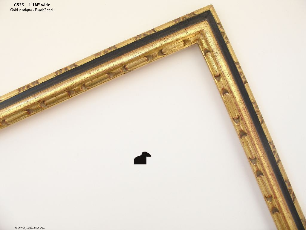 Small frames up to 1 ½ inches wide