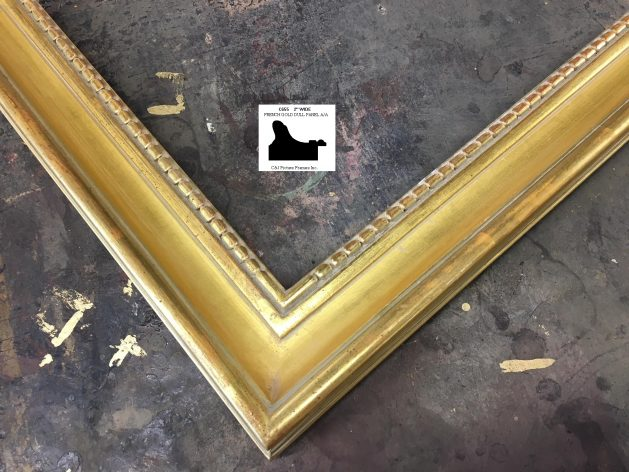 AMCI-Regence: CJFrames: Hand finished - 22k Gold - 12k White Gold: c655