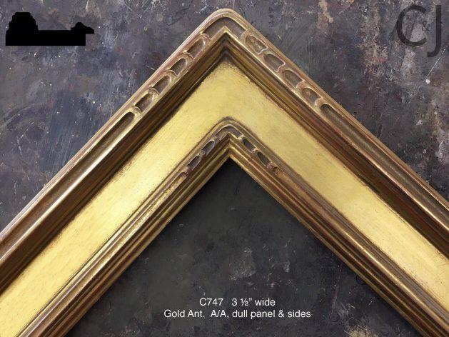 AMCI Regence - C & J Frames: c747