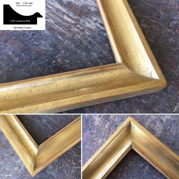 AMCI-Regence: CJFrames: Hand finished - 22k Gold - 12k White Gold: p531