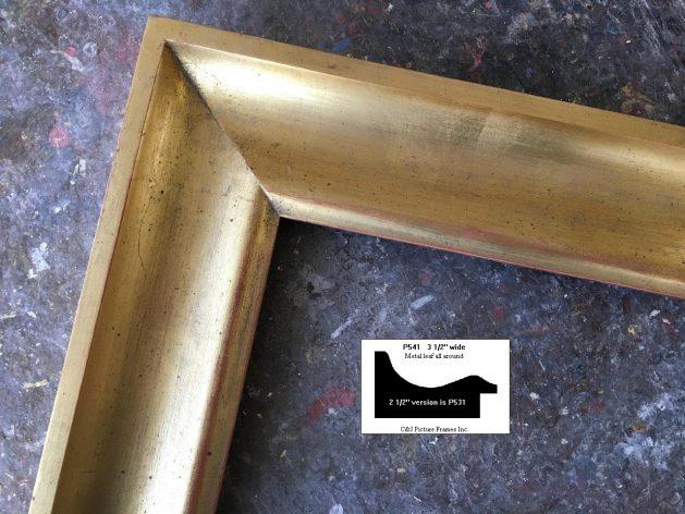 AMCI-Regence: CJFrames: Hand finished - 22k Gold - 12k White Gold: p541