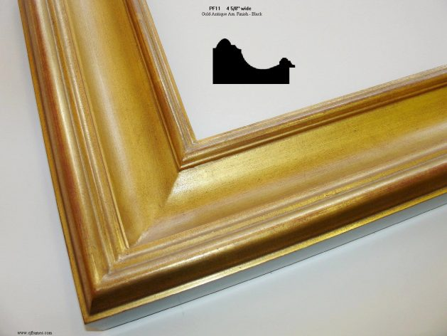 AMCI-Regence: CJFrames: Hand finished - 22k Gold - 12k White Gold: pf11