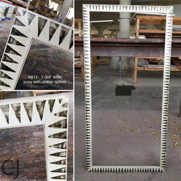 AMCI Regence: C & J Picture Frames: Contemporary: a617-b