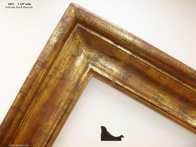 AMCI-Regence: CJFrames: Scooped Frames: a651