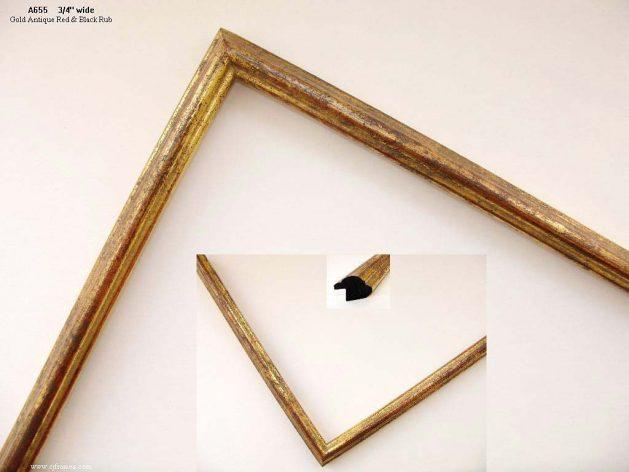 AMCI Regence: C & J Picture Frames: Contemporary: a655