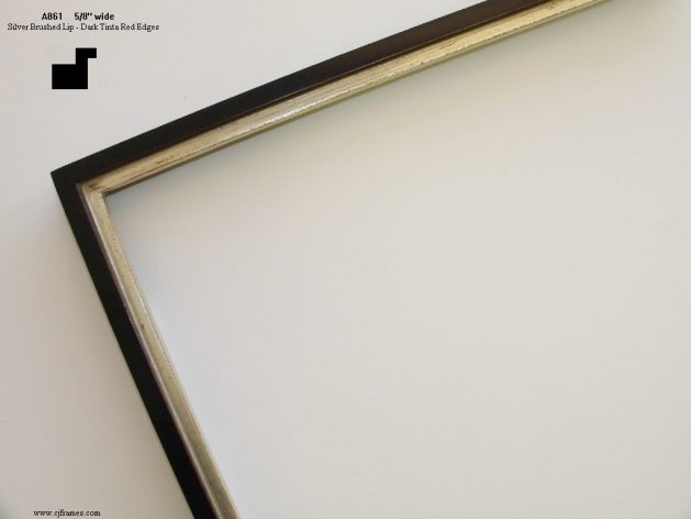 AMCI-Regence: CJFrames: Handcrafted frames in a variety of styles: a861