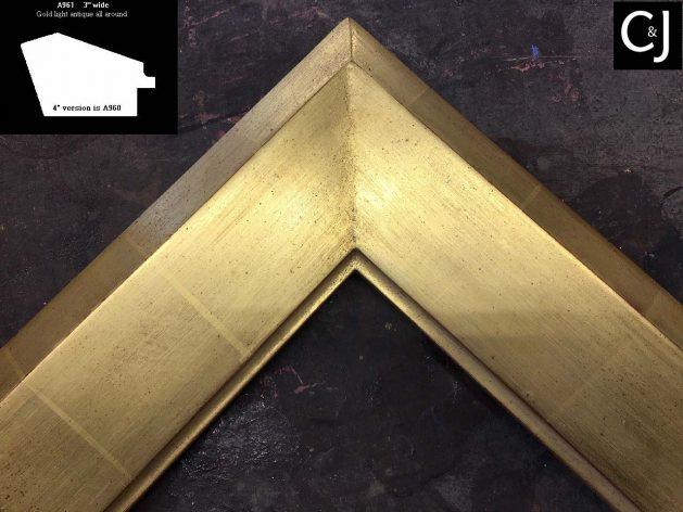 AMCI Regence: C & J Picture Frames: Contemporary: a961