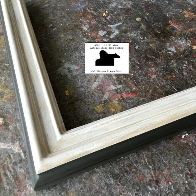 AMCI-Regence: CJFrames: White Frames: b593