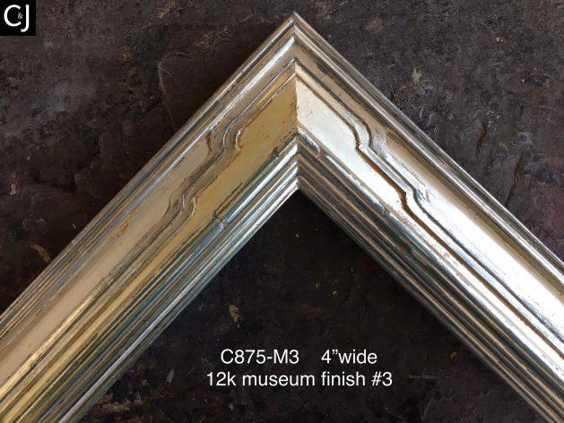 AMCI Regence: C & J Picture Frames: Contemporary: c875-m3a