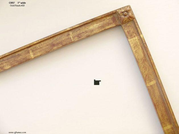 AMCI-Regence: CJFrames: Handcrafted frames in a variety of styles: