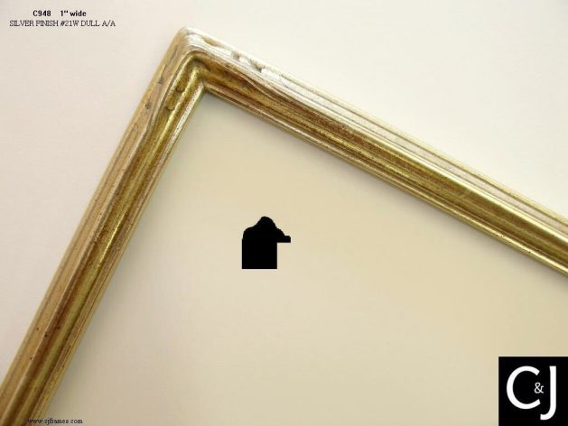AMCI-Regence: CJFrames: Handcrafted frames in a variety of styles: c948