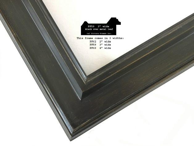 AMCI-Regence: CJFrames: Metal Leaf: pf59