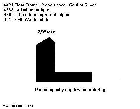 "7/8"" face <span class=""floaterPlease"">PLEASE SPECIFY DEPTH WHEN ORDERING</span>"