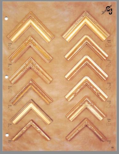 CJ Frames Catalog 11