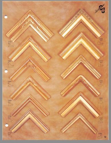 CJ Frames Catalog 13