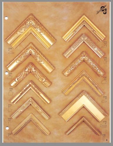 CJ Frames Catalog 9